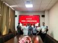 重庆大学附属肿瘤医院健康体检与肿瘤筛查中心接待荣昌区人民医院一行人来院参观