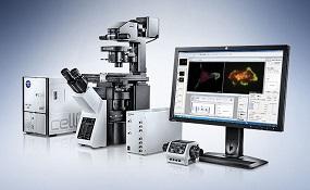 Olympus xcellence转盘式激光共聚焦 & 活细胞工作站