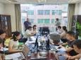 重庆大学附属肿瘤医院财务科与城口县人民医院开展结对帮扶活动