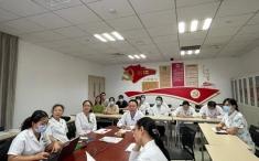 肿瘤内科党支部开展公共场所卫生管理知识培训活动