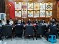 重庆大学附属肿瘤医院安全保卫科召开2021国庆安全动员会