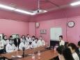 妇瘤中心党支部开展第三季度廉政学习