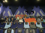消化内科党支部组织观看影片《长津湖》